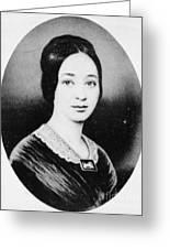 Varina Howell Davis (1826-1906) Greeting Card