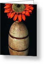 Vase II Greeting Card
