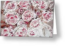 Vase Of Hope Original Is Sold Greeting Card