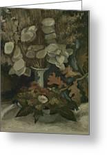 Vase With Honesty Nuenen, Autumn - Winter 1884 Vincent Van Gogh 1853  1890 Greeting Card