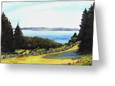 Vashon Island Greeting Card