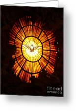 Vatican Window Greeting Card