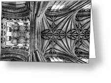Vaulted  Greeting Card