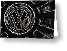 VW3 Greeting Card
