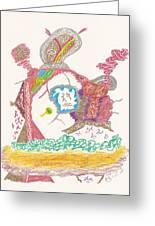 Vedauwoo Shaman Greeting Card