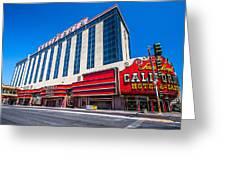Vegas #5 Greeting Card