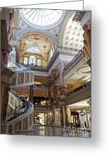 Vegas Luxury  Greeting Card
