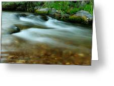 Velvet River Greeting Card