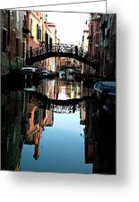 Venetian Delight Greeting Card