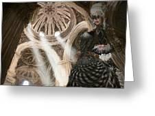 Venetian Faerie Tale Greeting Card
