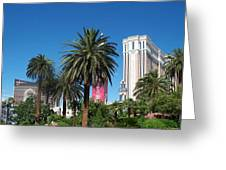 Venetian Scape Greeting Card
