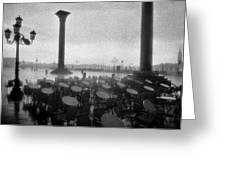 Venezia 4 Greeting Card
