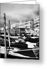Venezia 5 Greeting Card