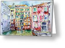 Venice-6-30-15 Greeting Card