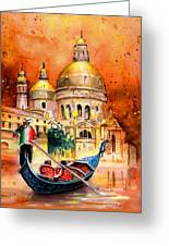 Venice Authentic Greeting Card