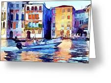 Venice Beautiful 16 Greeting Card