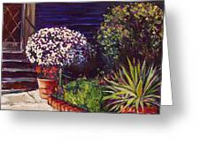 Venice Entryway Greeting Card