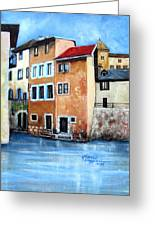 venice II Greeting Card