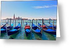 Venice In June Greeting Card