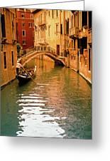 Venice ,italy. Greeting Card