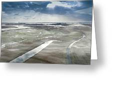 Venice Northern Lagoon  Greeting Card