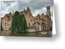 Venice Of The North Greeting Card