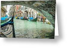 Venice Troll Greeting Card