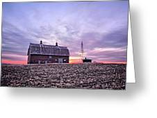 Ventura Barn Greeting Card