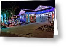 Ventura Christmas Greeting Card