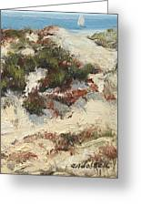 Ventura Dunes I Greeting Card