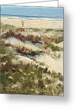Ventura Dunes II Greeting Card
