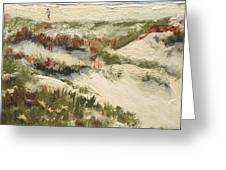 Ventura Dunes II Greeting Card