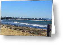 Ventura Pier 2 Greeting Card