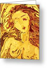 Venus 2008 Greeting Card