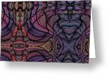 Venus Art Greeting Card