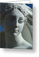 Venus Smiling Greeting Card