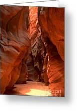 Vermilion Cliffs Narrows Greeting Card