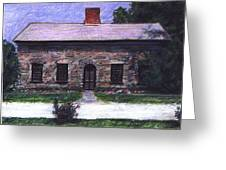 Vermont House Greeting Card
