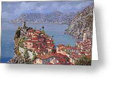 Vernazza-cinque Terre Greeting Card