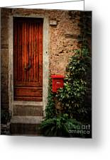 Vernazza Hideaway Greeting Card