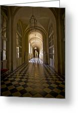 Versailles Passage Greeting Card