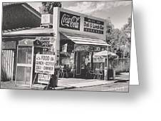 Guildford Wa. Deli And Lunch Bar  Greeting Card