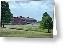 Vesper Hills Golf Club Tully New York 02 Greeting Card