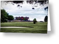 Vesper Hills Golf Club Tully New York 03 Greeting Card