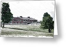Vesper Hills Golf Club Tully New York Pa 01 Greeting Card