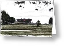 Vesper Hills Golf Club Tully New York Pa 02 Greeting Card