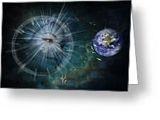 Vespora Greeting Card