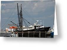 Vessel 63 Greeting Card
