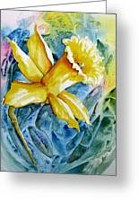 Vibrant Spring Greeting Card