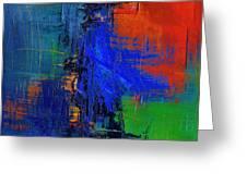 Vibration Greeting Card